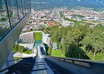 Schanze Innsbruck